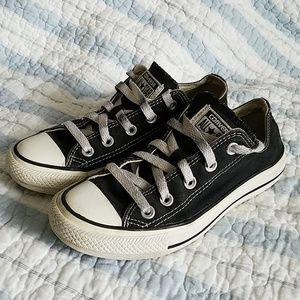 Black Converse All Star Sneakers